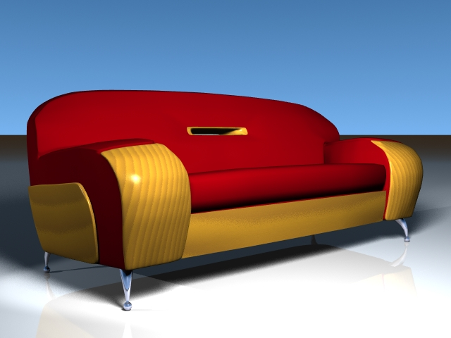 Bully Sofa